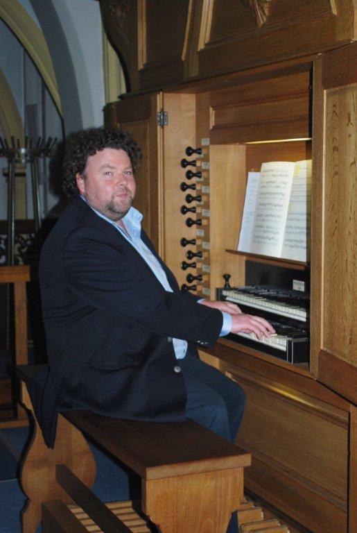Organist: Jan Vermeire