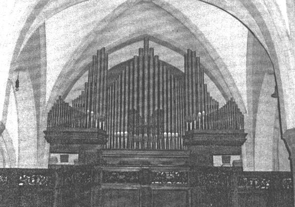 Orgel 1939