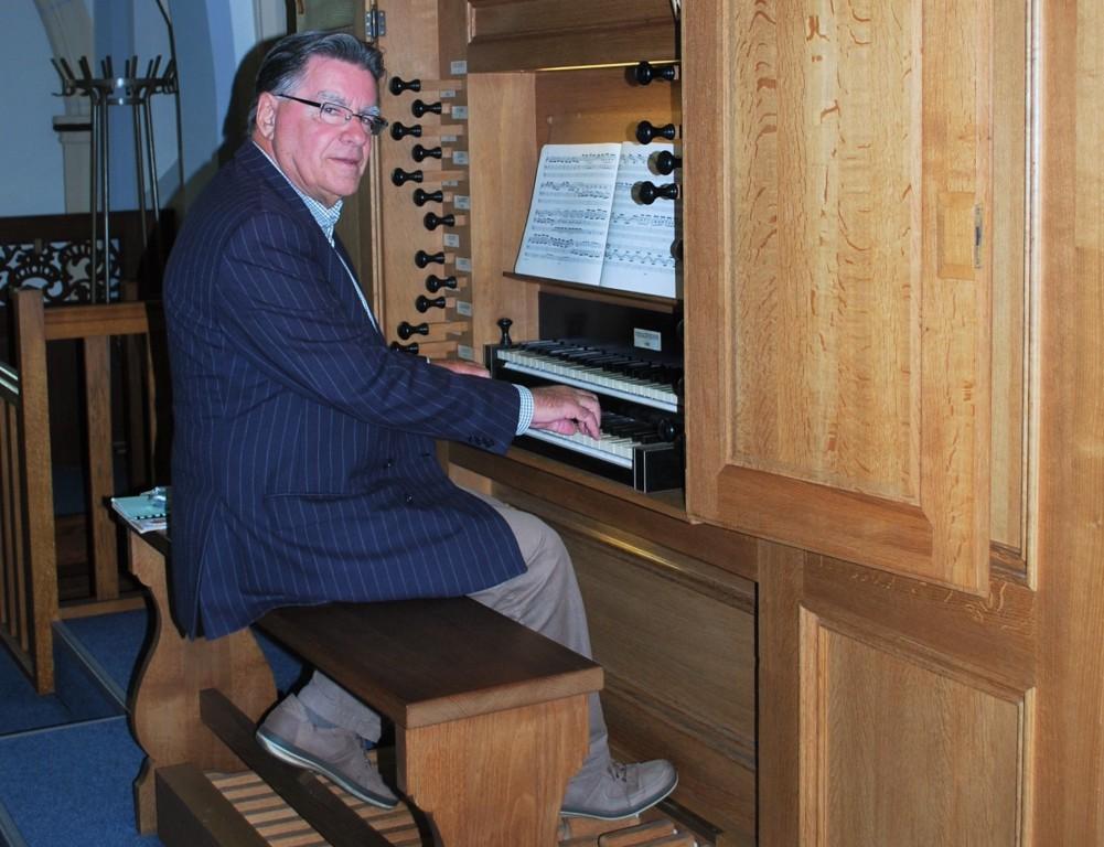 Jo Pijpers, Dirigent Organist 1966-2000