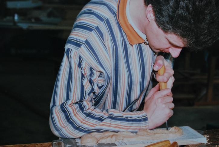 70-houtsnijder-huub-bongers